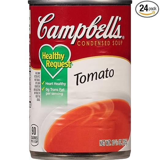 Amazon.com : Campbells Healthy Request Condensed Soup ...