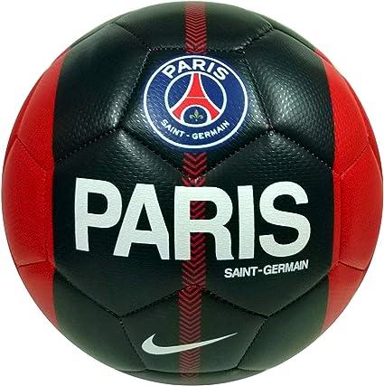Nike PSG NK PRSTG Balón de Fútbol, Unisex Adulto, Azul / (Binary ...