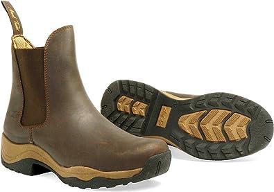 Mark Todd Adults Tasman Jodhpur Boots