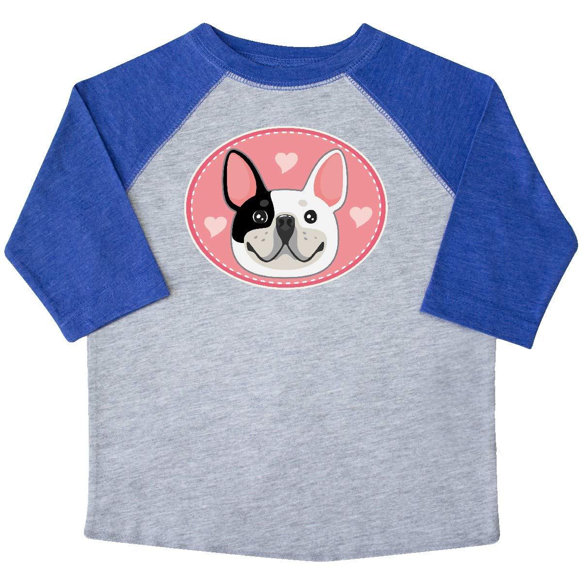 inktastic French Bulldog Dog Toddler T-Shirt