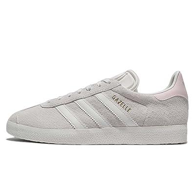 Adidas Gazelle W, Zapatillas de Deporte para Mujer, Blanco Blacla/Tinorc 000, 40 EU: Amazon.es: Zapatos y complementos