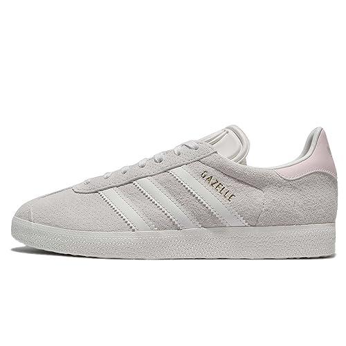 Adidas Gazelle W, Zapatillas de Deporte para Mujer, Blanco Blacla/Tinorc 000, 40 2/3 EU: Amazon.es: Zapatos y complementos