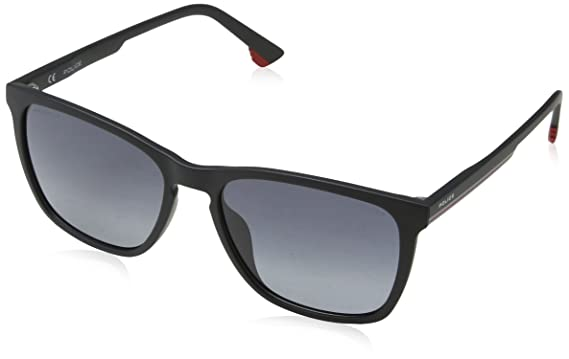 Amazon.com: Police sunglasses Track 6 (SPL-573 U28P) Matt ...