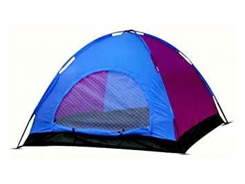 Hyu Four To Six People Foldable C&ing and Outdoor Tent  sc 1 st  Amazon India & Hyu Four To Six People Foldable Camping and Outdoor Tent: Amazon ...