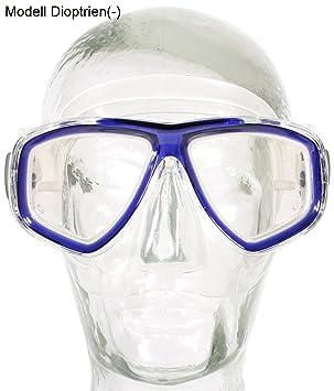 AQUA-SPEED® Esnórquel Gafas graduadas de + 1,5 a + 4,