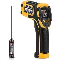 Termómetro Infrarrojo (Termómetro no humano) Pistola de Temperatura Láser Digital Sin Contacto -58~1112 ℉ (-50 ℃~600…