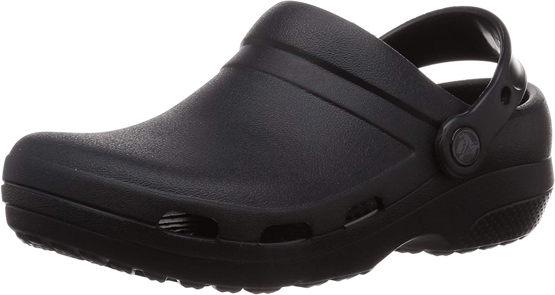 Crocs Unisex-Adult Men's and Women's Specialist Ii Vent Clog | Comfortable Work Shoes