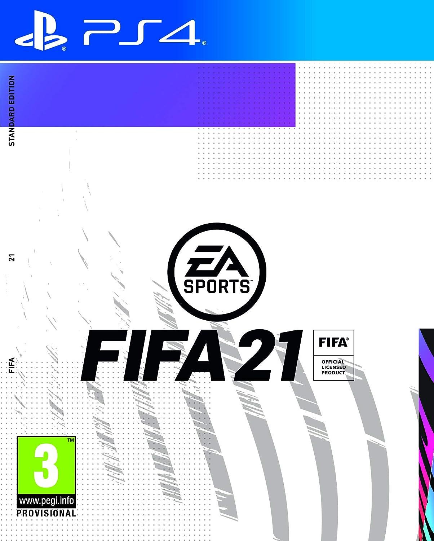 FIFA 21 Standard Edition - PS4