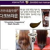 Hair Manicure Polish Color ESPESSO PLUS 50ml