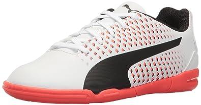 6fcdb92546bb2b PUMA Unisex Adreno III IT Kids Soccer Shoe