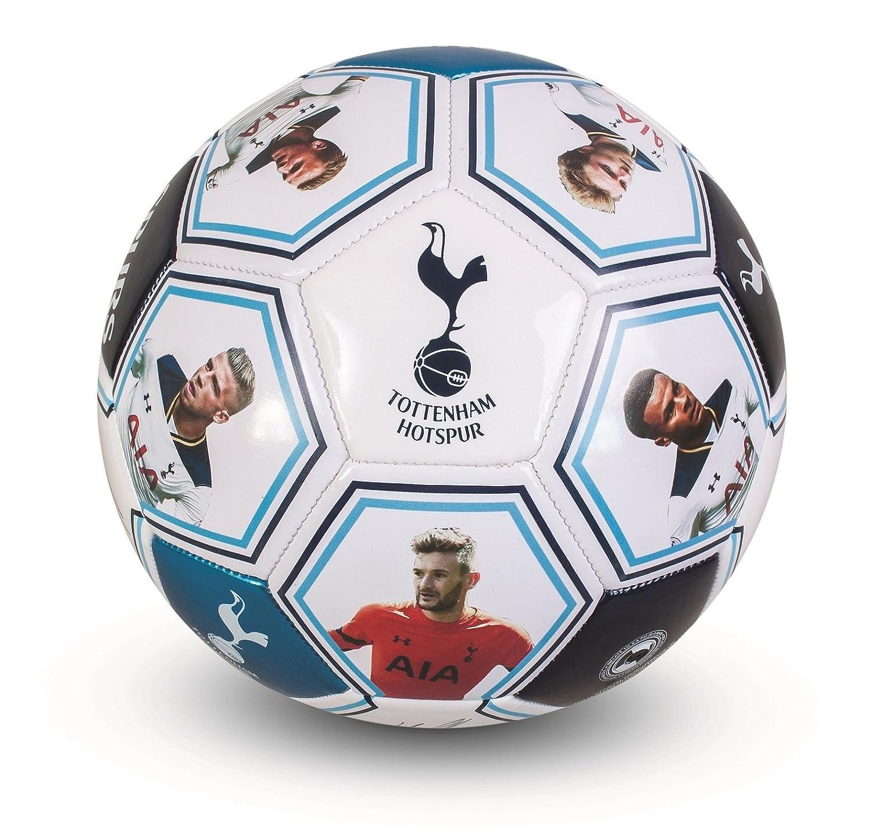 Tottenham Hotspur FC - Balón oficial - Con firmas y fotos de ...