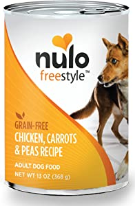 Nulo Grain Free Canned Wet Dog Food (13 oz, Chicken) - 12 Cans