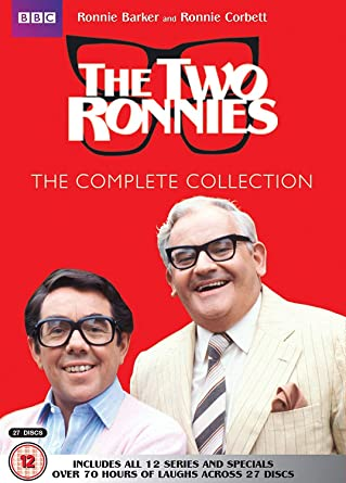 the two ronnies dvd