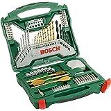 Bosch DIY 70tlg. X-Line Titanium-Bohrer und Schrauber-Set