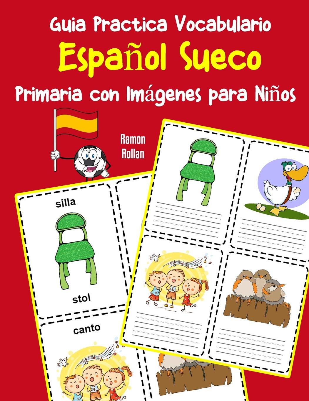 Guia Practica Vocabulario Español Sueco Primaria con Imágenes para ...