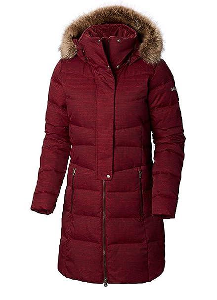 Amazon.com: Columbia - Chaqueta de invierno con capucha para ...
