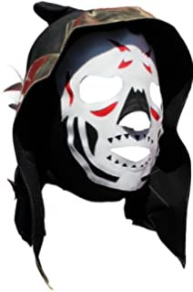 Deportes Martinez LA Park Lycra Lucha Libre Luchador Wrestling Masks Adult Size Gold