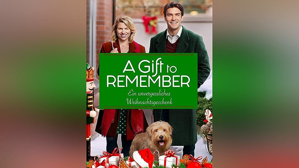 A Gift to Remember - Ein unvergessliches Weihnachtsgeschenk