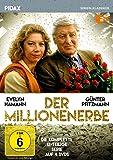 Der Millionenerbe / Die komplette 12-teilige Serie mit Günter Pfitzmann und Evelyn Hamann (Pidax Serien-Klassiker)