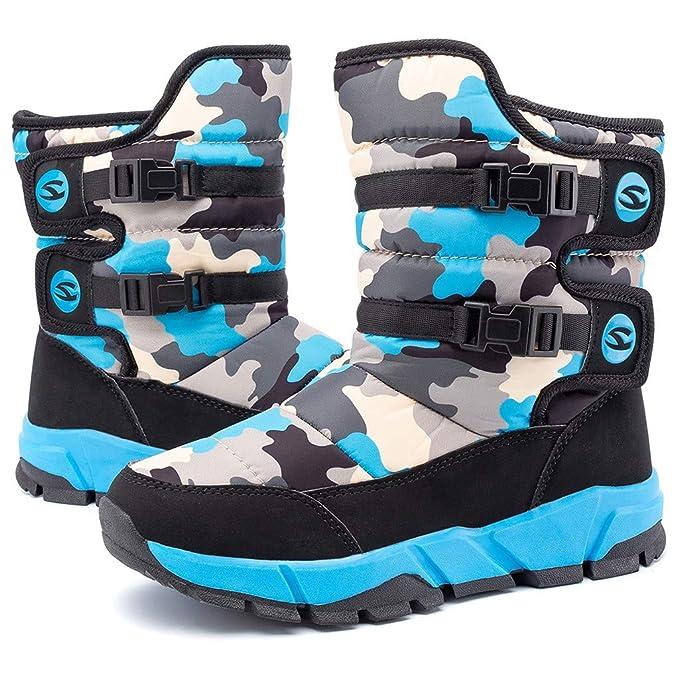 FELZ Botas Bebe Nieve Impermeable, Zapatos Bebe Primeros ...