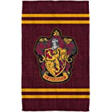 "Gryffindor Stitch Crest -- Harry Potter -- Beach Towel (36"" x 58"")"
