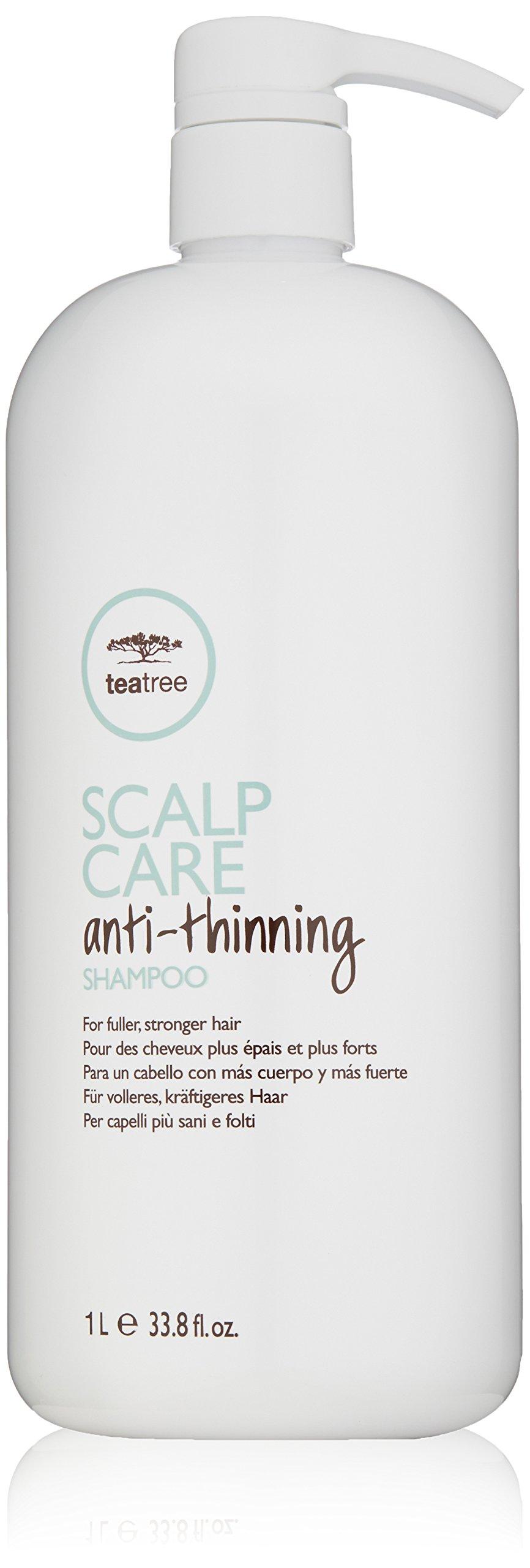 Tea Tree Scalp Care Anti-Thinning Shampoo, 33.8 Fl Oz by Tea Tree