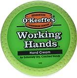 O'Keeffe's Working Hands 手霜(包装可能不同) 1 - 包 3.00