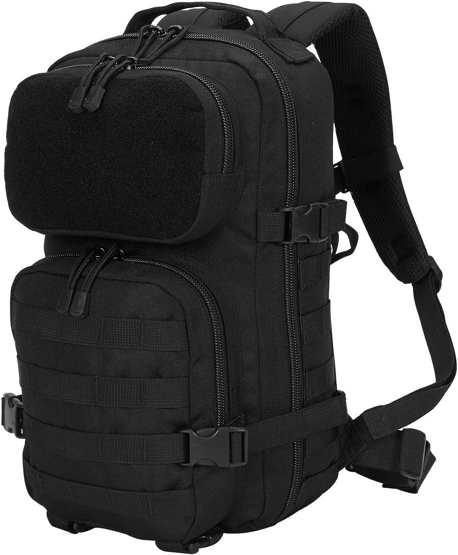 20L Men Military Tactical Backpack Rucksack Camping Hiking Trekking Bag New Item