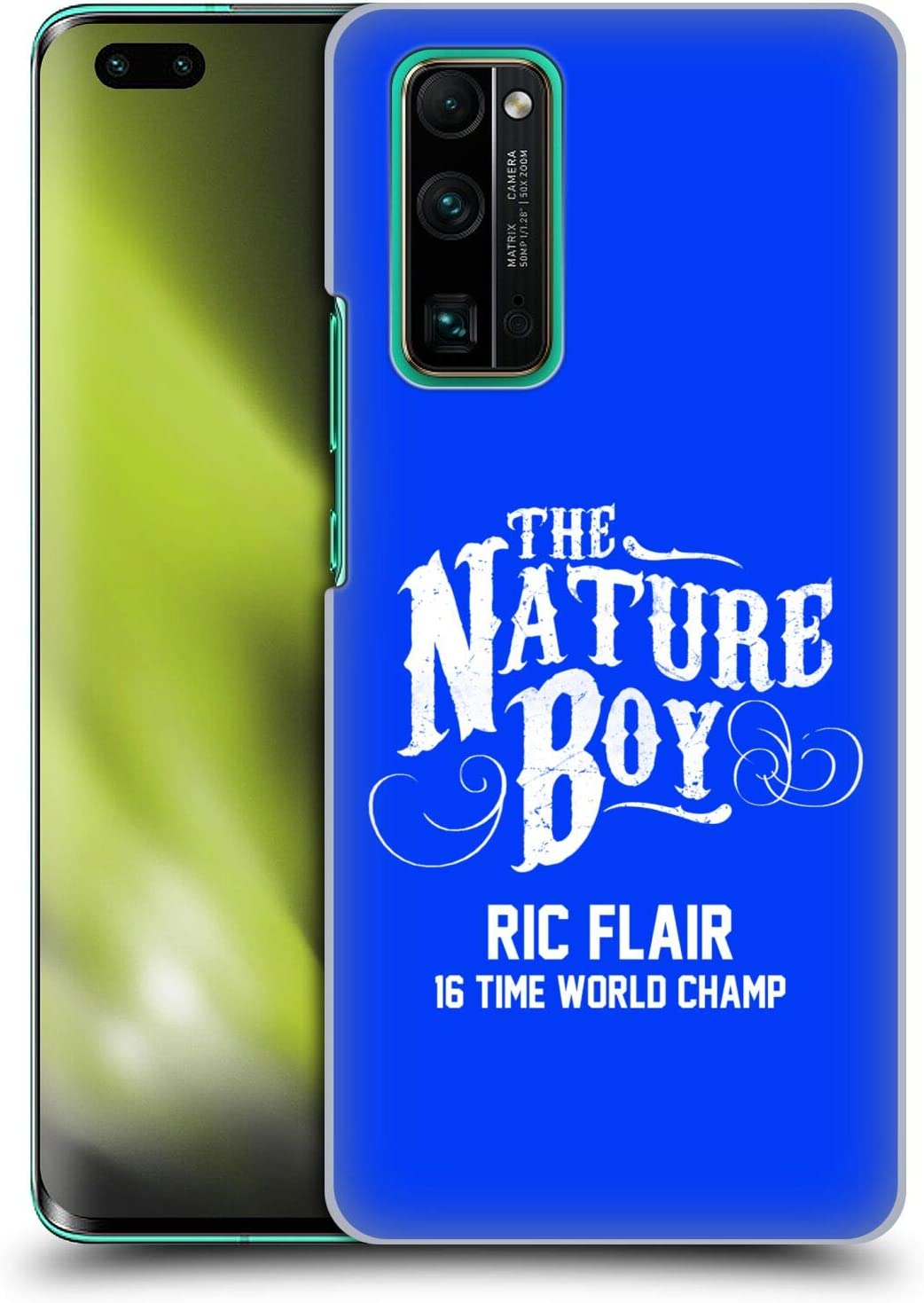 Head Case Designs Officially Licensed WWE The Nature Boy RIC Flair Hard Back Case Compatible with Honor 30 Pro / 30 Pro Plus