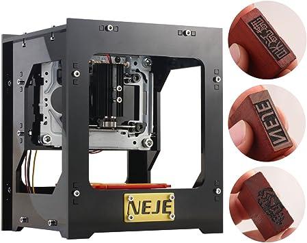 NEJE DK-8-KZ 1000mW Impresoras láser Máquina de Grabado ...
