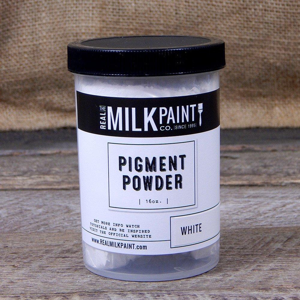 Pigment Powders White