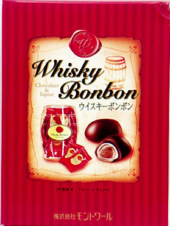 ウィスキー ボンボン