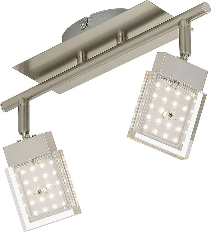 Briloner Leuchten – Foco de Techo LED, Lámpara de techo, lámpara ...