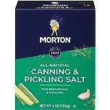 Morton Canning & Pickling Salt, 4 Pounds