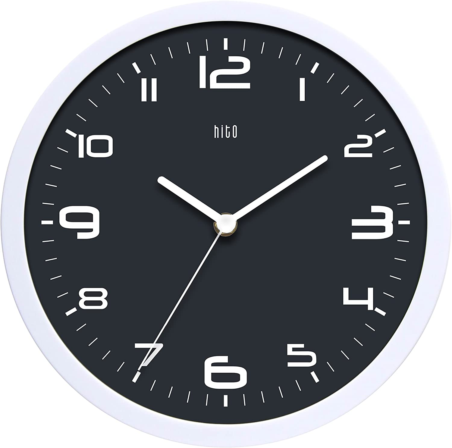 A Picture of Hito Silent Kids Wall Clock to better elaborate Best Silent Wall Clocks