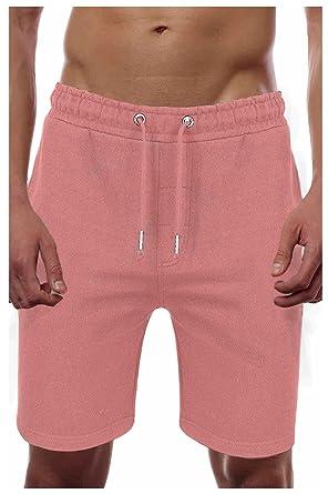 Mens Brave Soul 'Tarley' Jogging Shorts | Winter Pink ...