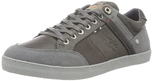 41 Grey Uomo Low Wm162100 Grigio 56 Wrangler grigio Top Dk y8wxTAKqzF