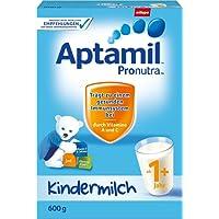 Aptamil 爱他美幼儿奶粉1段+, 试用年龄:1岁+,5盒装 (5 x 600 g)