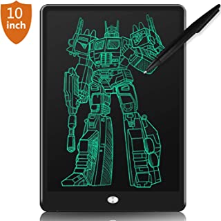 LNBEI LCD Writing Tablet, 8.5'' Electronic Writing & Drawing Board Doodle Board for Kids & Adults, Handwriting Paper Doodle Pad with Smart Stylus & Memory Lock for Home, School and Office