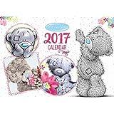 Me to You Multi A4 Family Organiser Calendar 2017 NEW - Tatty Teddy Bear by Me To You Bear