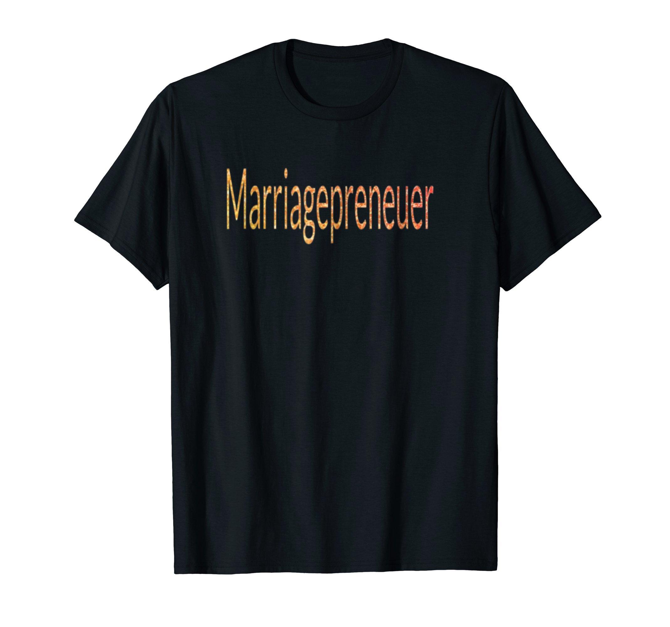Marriagepreneuer Wedding Planner T Shirt