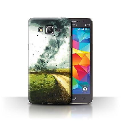 Stuff4 - Carcasa para teléfono móvil, diseño de fantasía ...