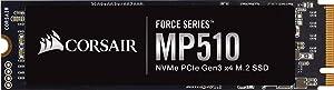 Corsair Force Series MP510 960GB NVMe PCIe Gen3 x4 M.2 SSD