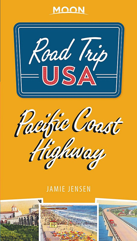 Road Trip USA Pacific Coast Highway