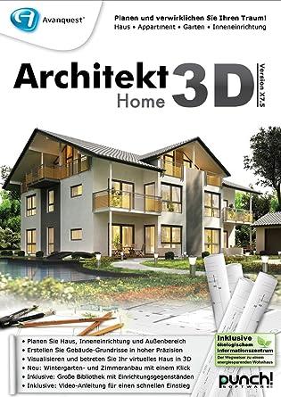 Perfect Architekt 3D X7.5 Home [PC Download]