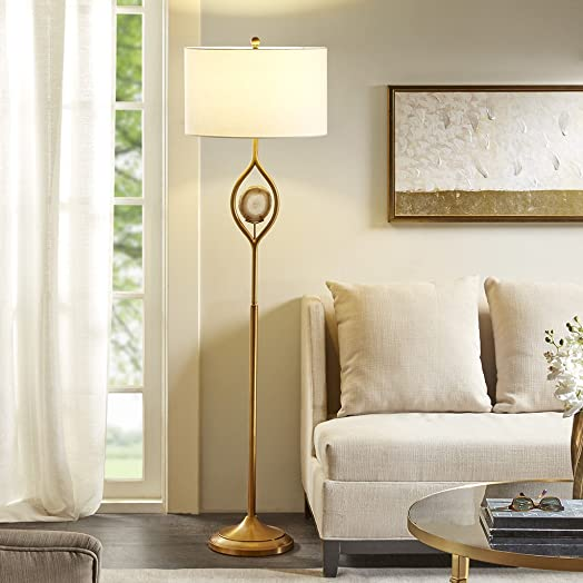 Madison Park MP154-0128 Carla Floor Lamp
