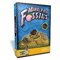 Mine for Fossils Science Kit – Dig Up 10 Prehistoric Fossils!