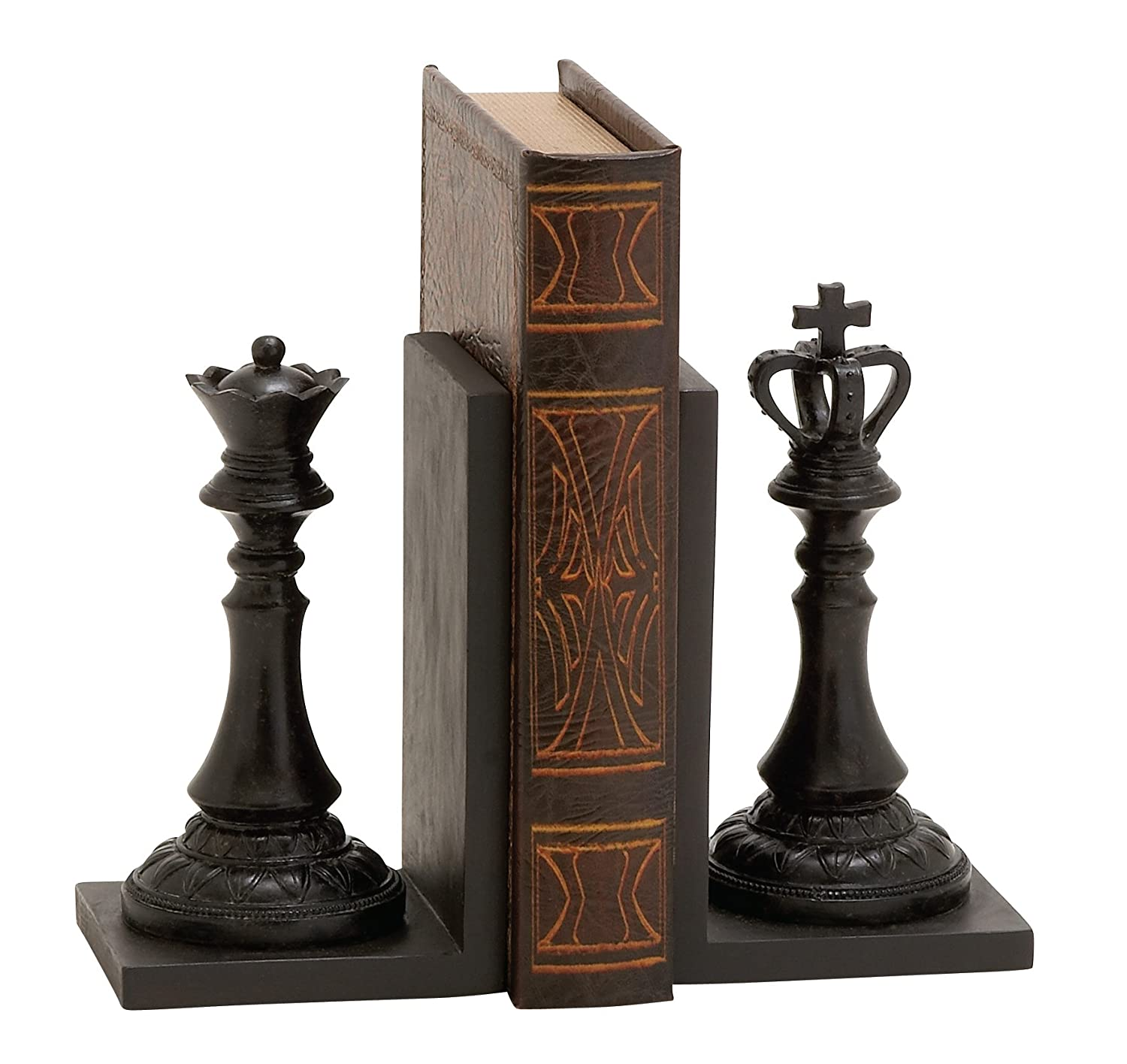Chess Piece Bookends