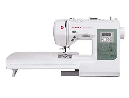 Amazon SINGER Sewing S40 Fashionista Computerized 40Stitch Beauteous How To Use My Singer Sewing Machine