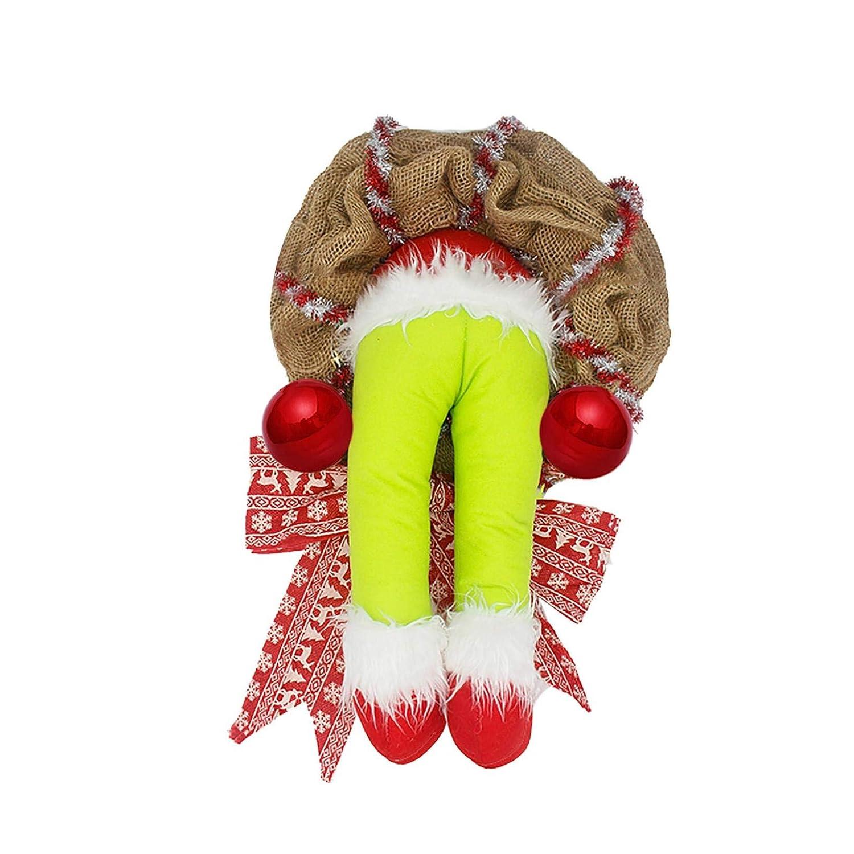 Grinch Weihnachtsdeko